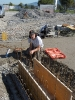 Bau der SB Anlagen